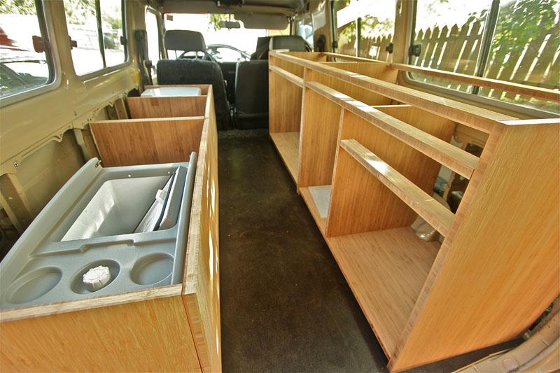 unser wohnmobil ist selbst gebaut selber gebaut von der. Black Bedroom Furniture Sets. Home Design Ideas